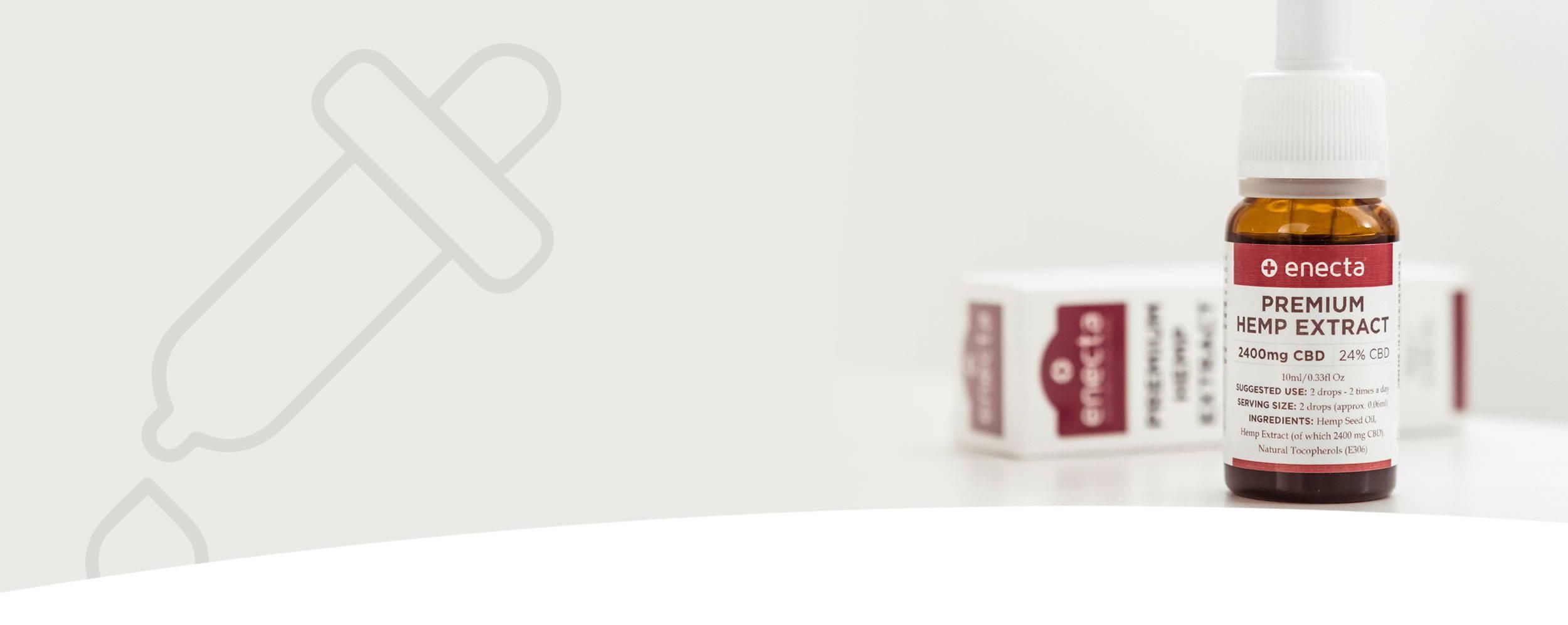I prodotti CBD come il Premium Hemp Extract hanno proprietà terapeutiche