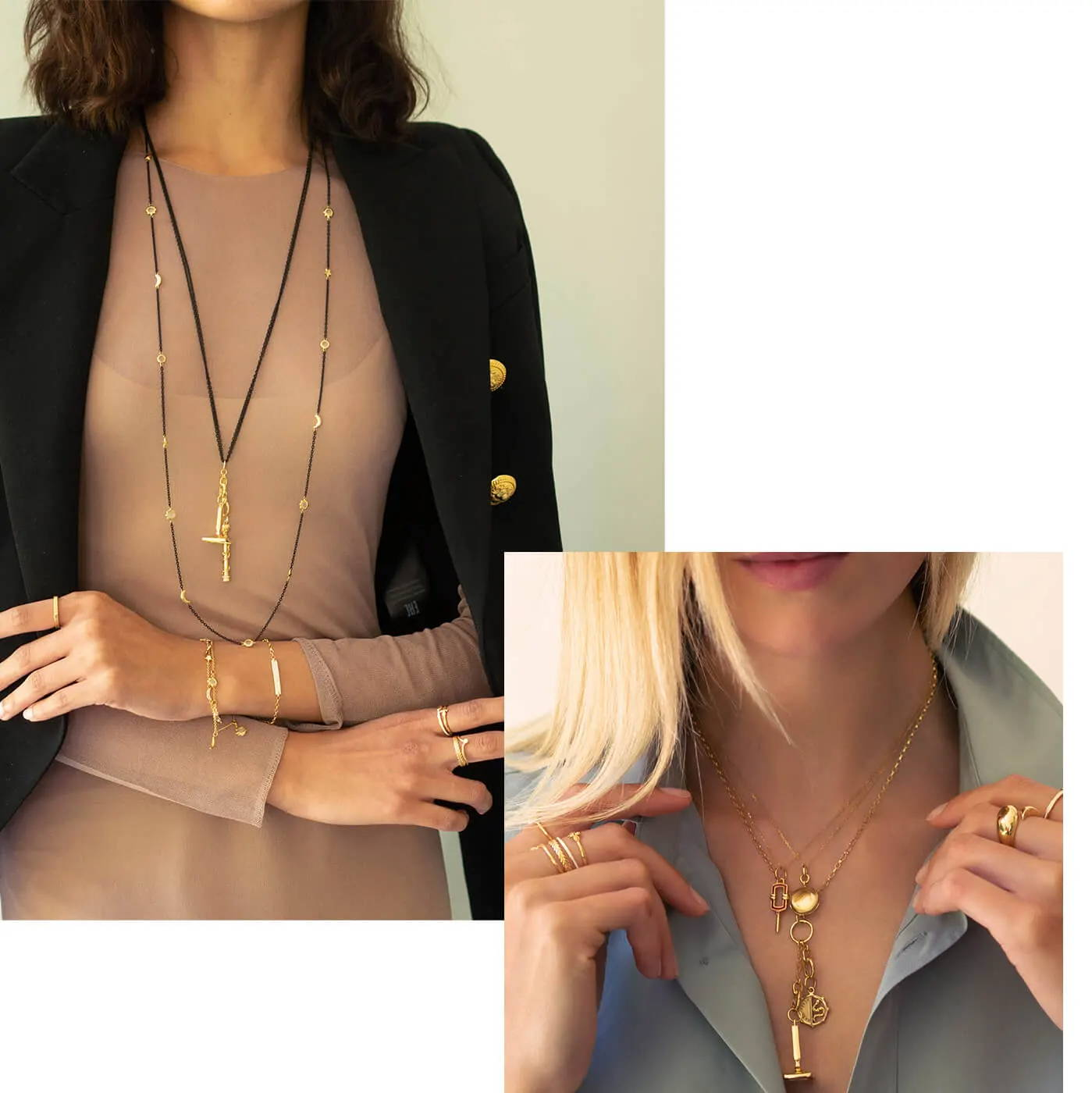 Discover over 250 ways to wear your jewelry