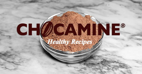 Healthy Recipes With Chocamine Cocoa Extract