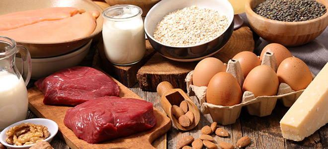 Eiweiss und Proteine