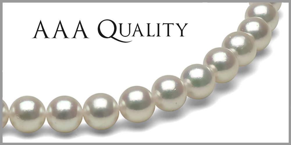 Akoya Pearl Grading: AAA Quality Akoya Pearl Grading Standards