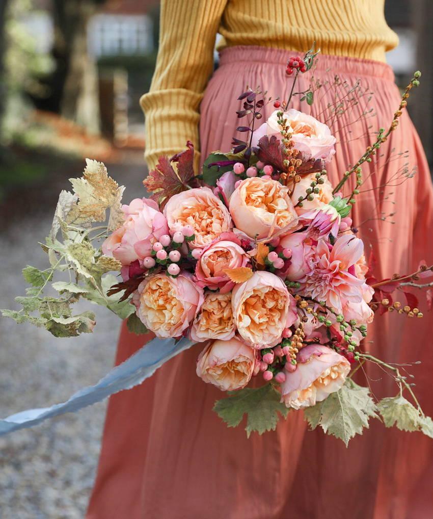 David Austin Wedding Roses Luxury Cut Roses