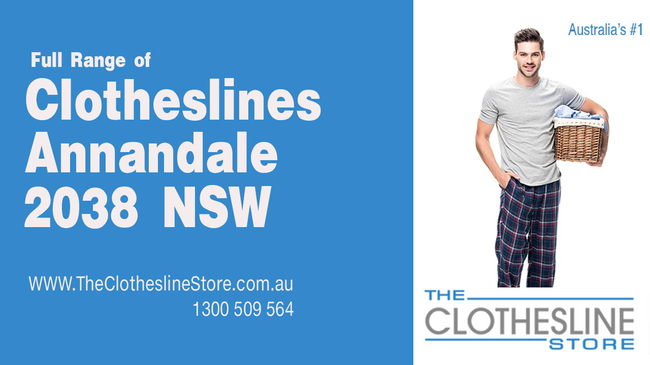Clotheslines Annandale 2038 NSW