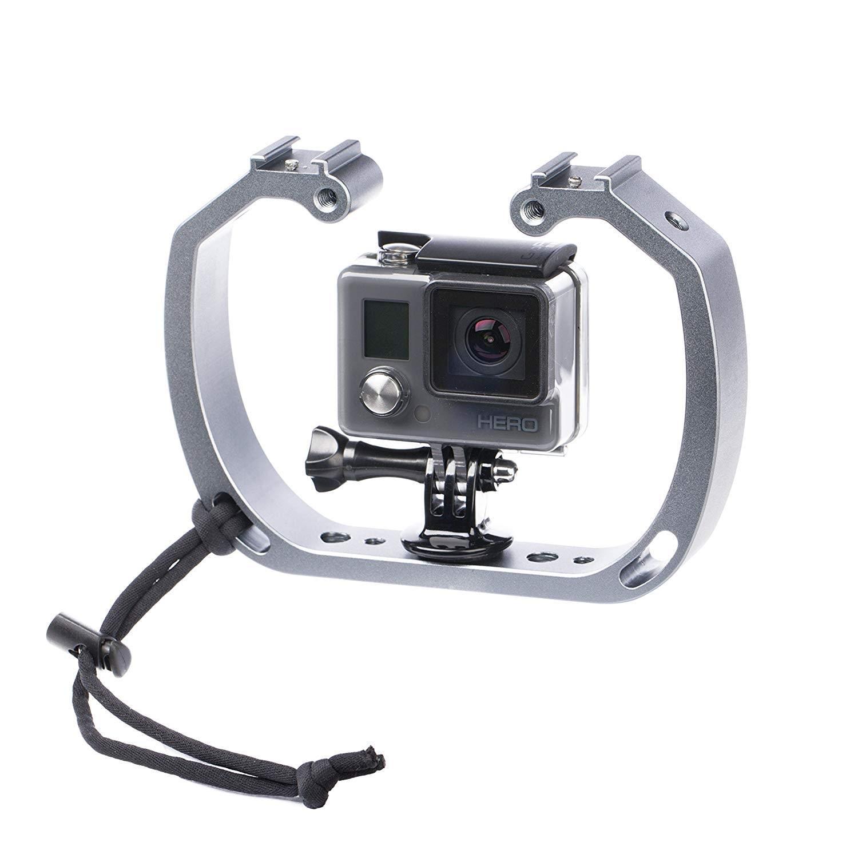 Movo GB-U70 Underwater GoPro Rig