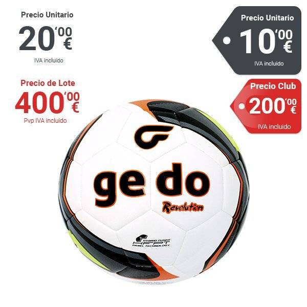 LOTE 20 Balones Training Revolution 600d691010811