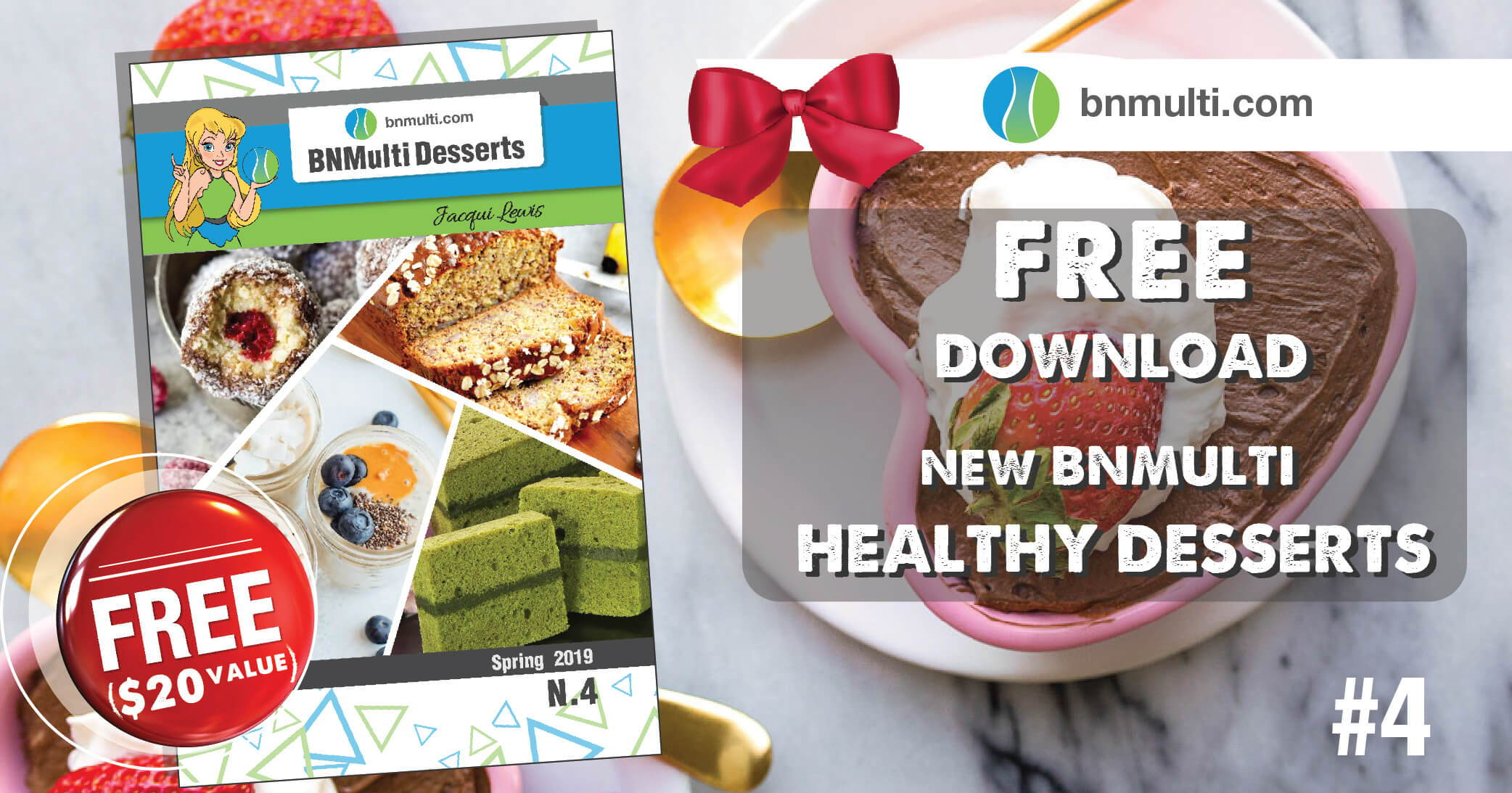 Free Recipes Healthy Desserts