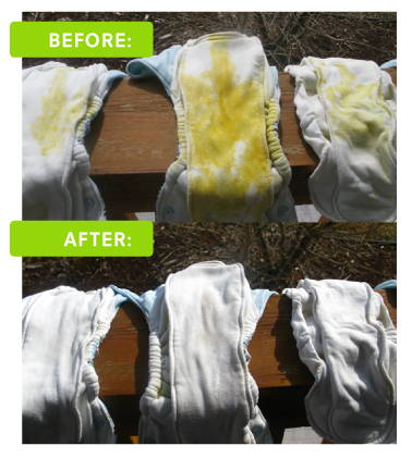 Removing Stains Grovia