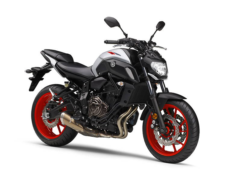 Yamaha MT-07LA (Learner Approved)