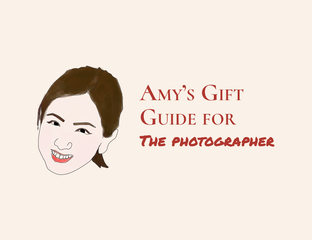 Amy's Gift Guide for the Photographer