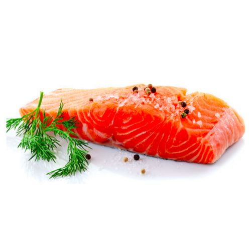 Pet Chef fresh salmon fillets