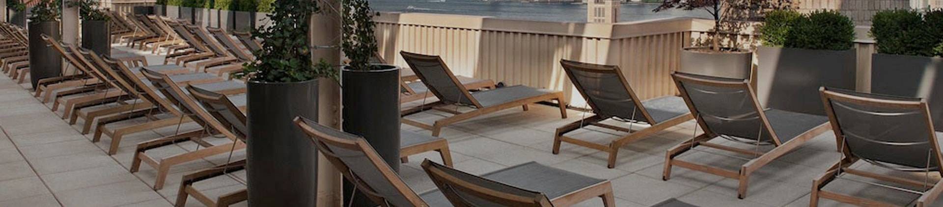 Commercial And Hospitality Outdoor Design To The Trade Authenteak
