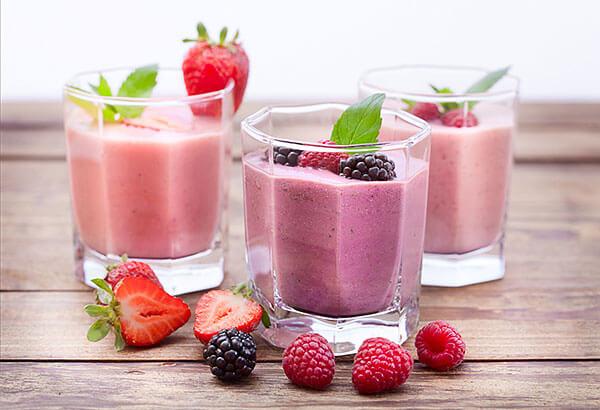 Berry THRIVE Shake