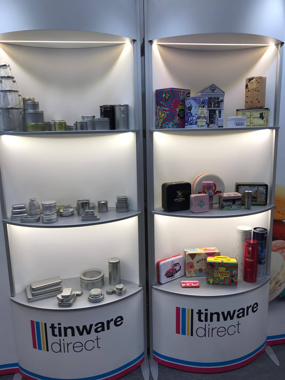 Tinware Stand