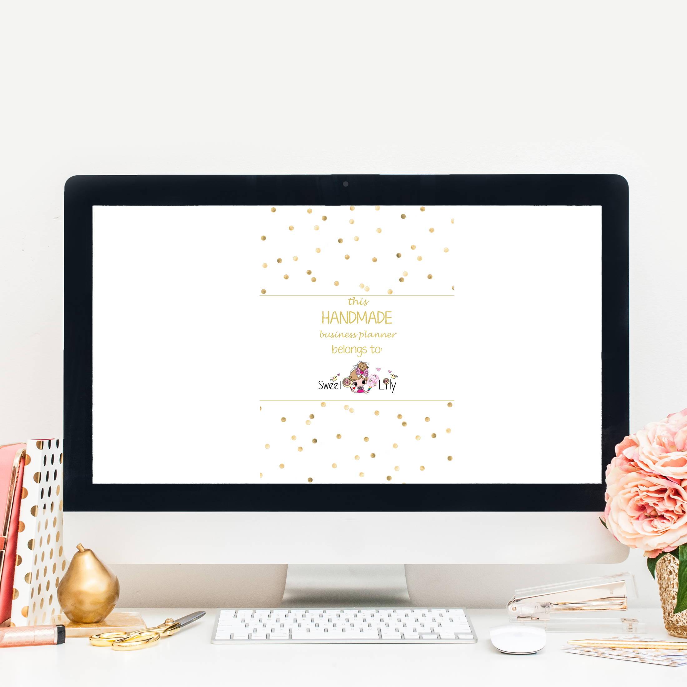 Planner for Handmaidens - Love Australian Handmade