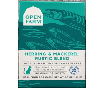 Herring & Mackerel Rustic Blend