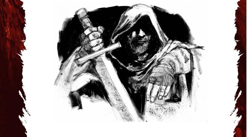 Rangers of Shadowdeep Art