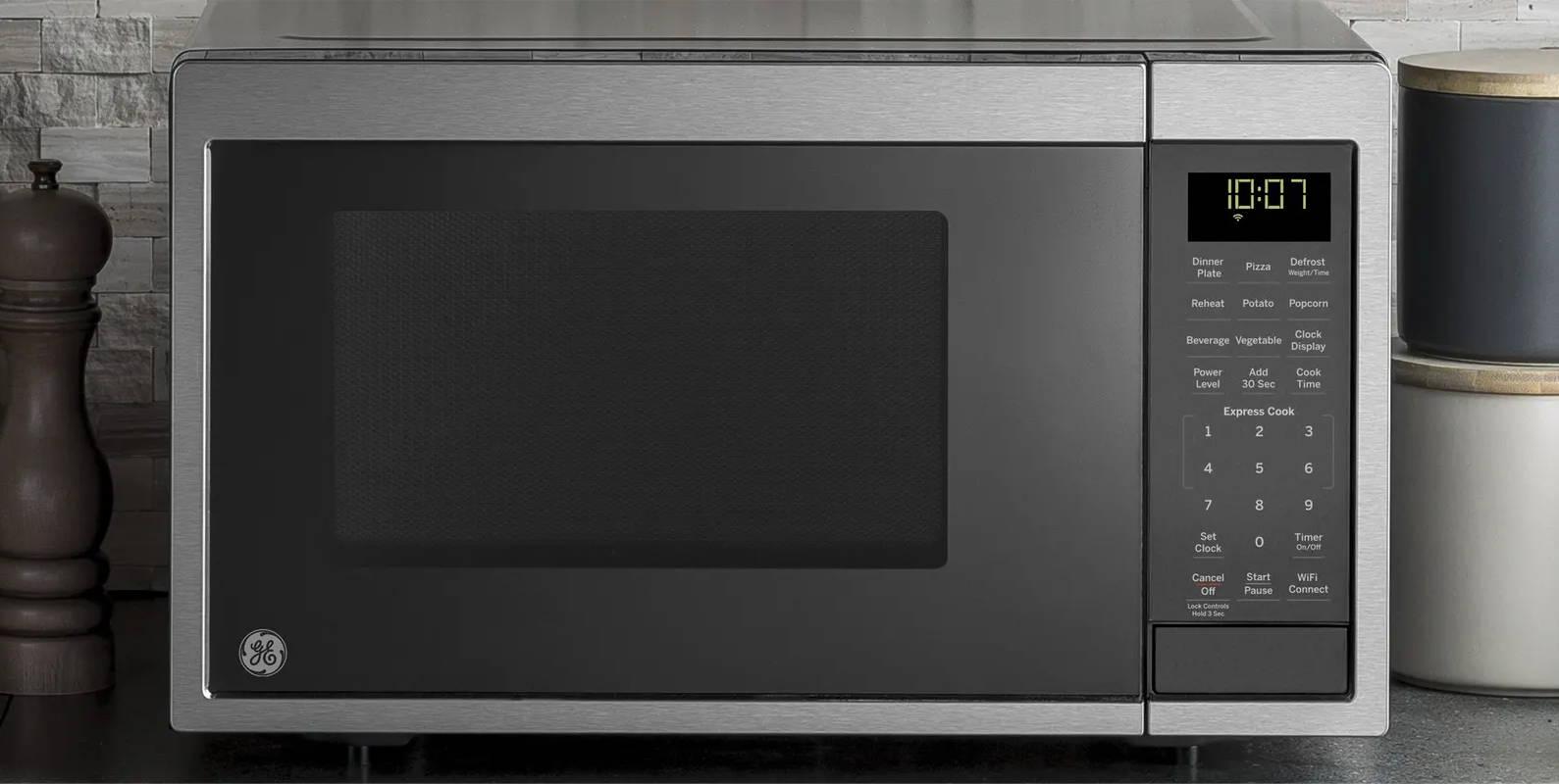 Ge Smart Microwave Ovens Liances