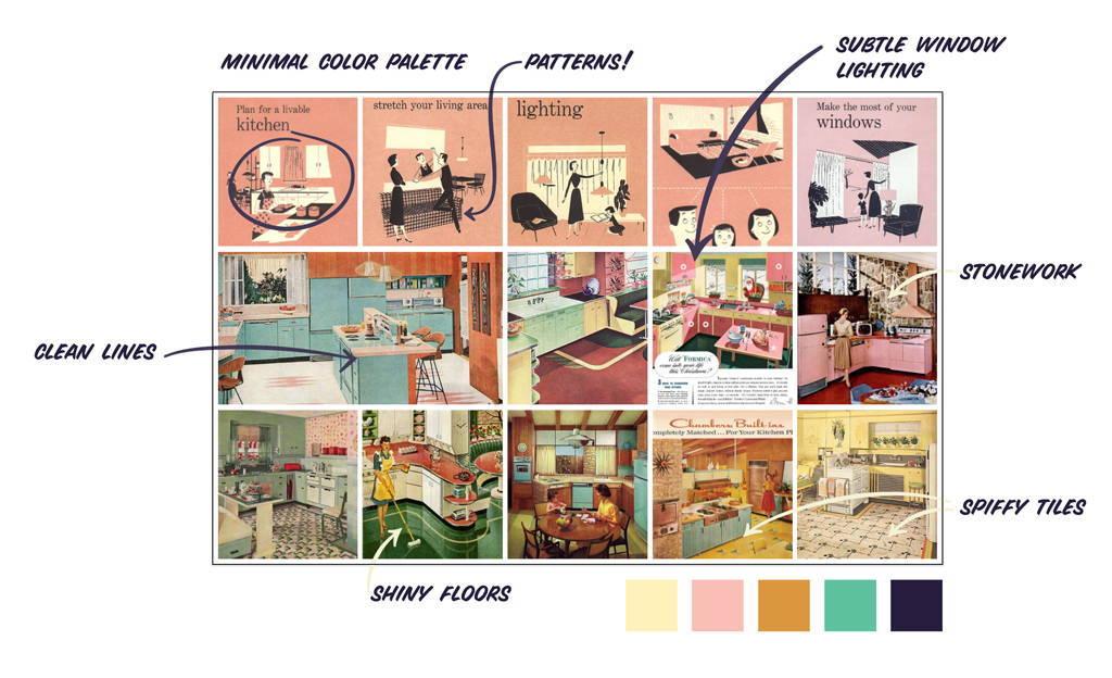 How to Create a Retro Magazine Illustration in Adobe