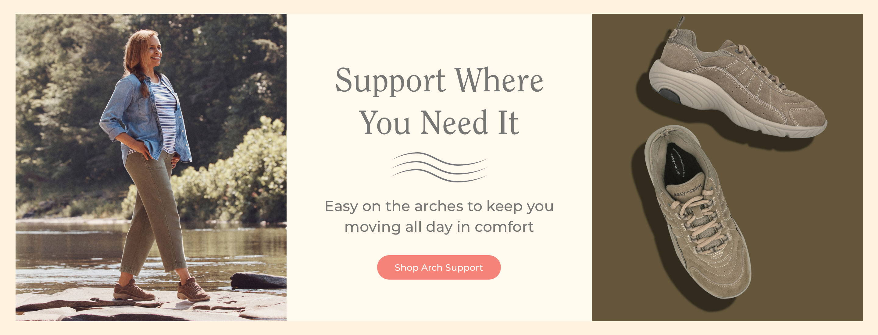 Shop Arch Support