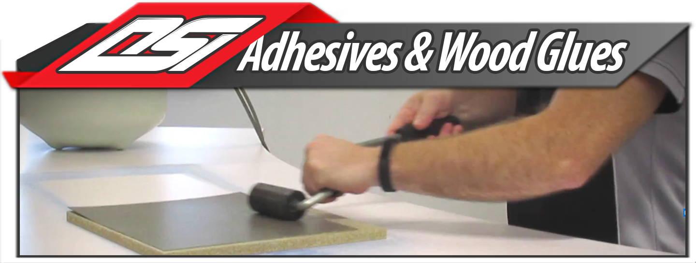 Contact Adhesives & Wood Glues