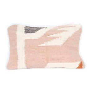 decorative wool cushion