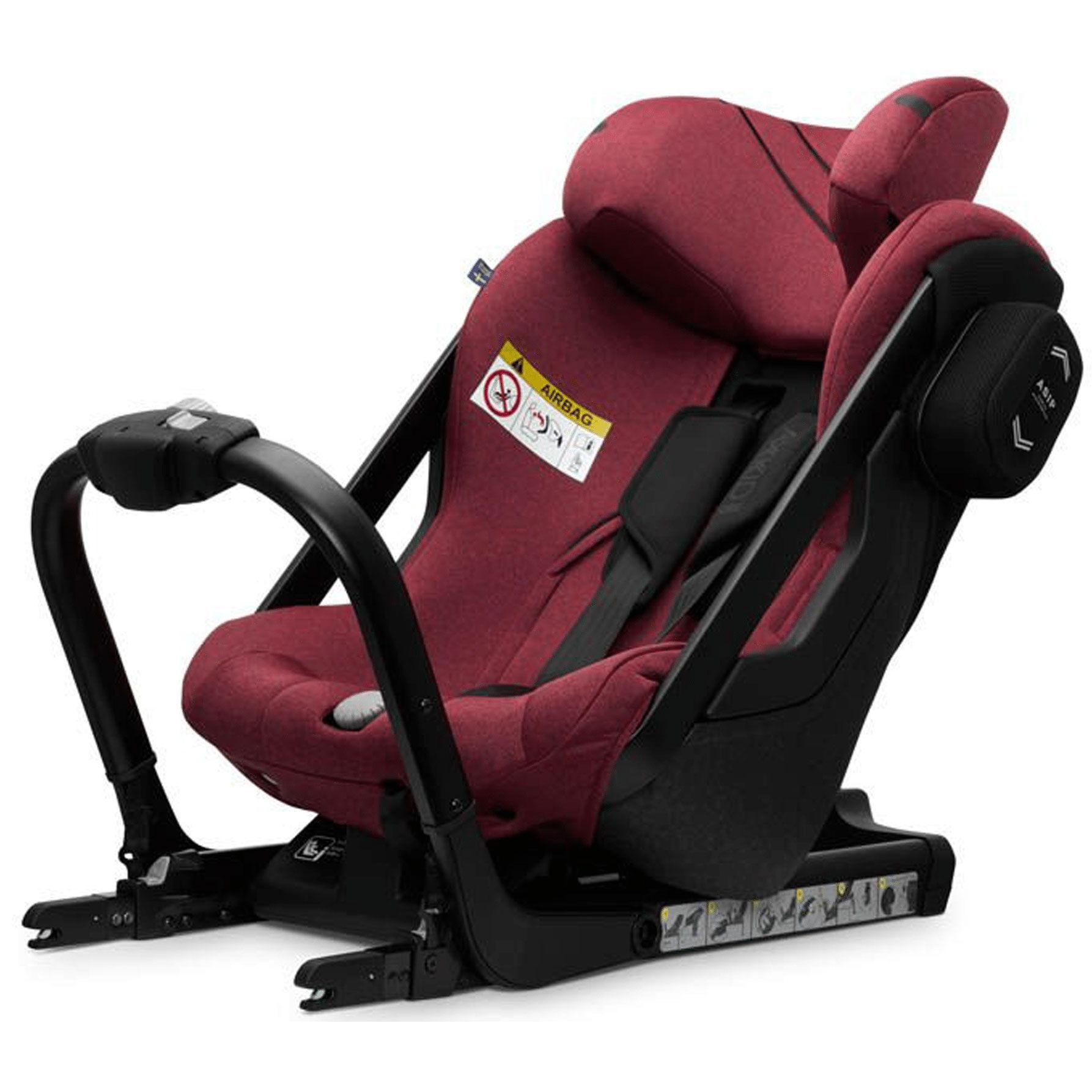 Axkid One Plus Test Car Seat