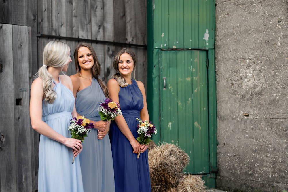 bridesmaid dresses in niagara ontario