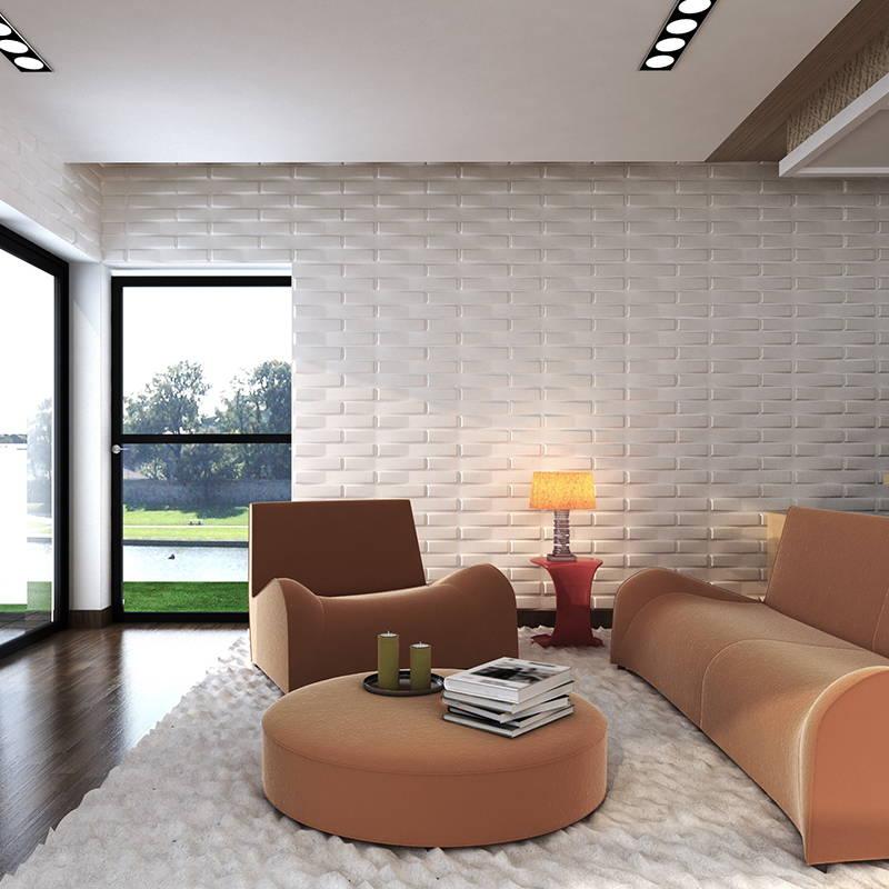 Paneles 3D Decorativos