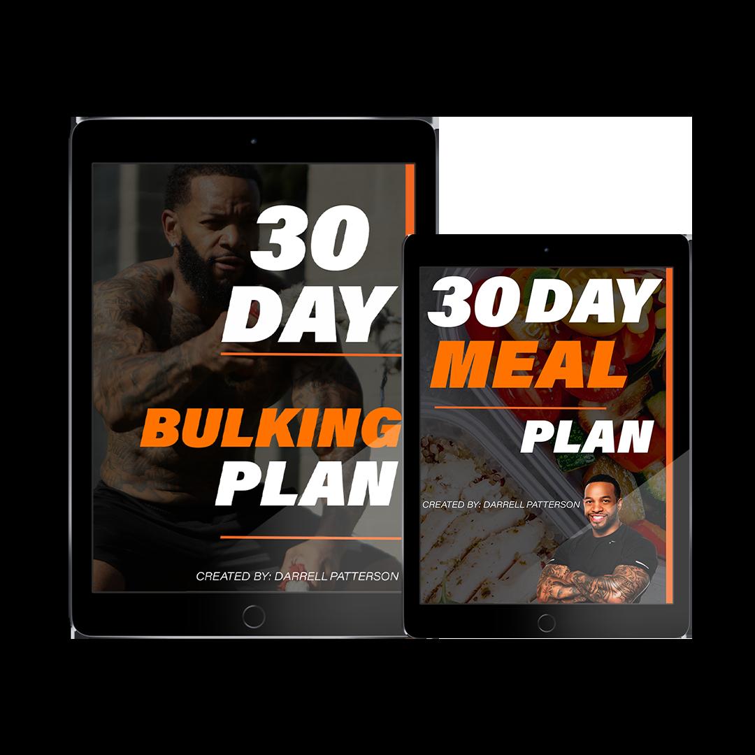 Custom Bulking Plan