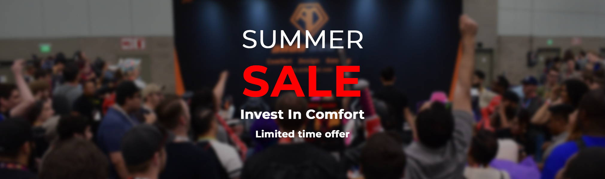 Summer Sale for gaming chair