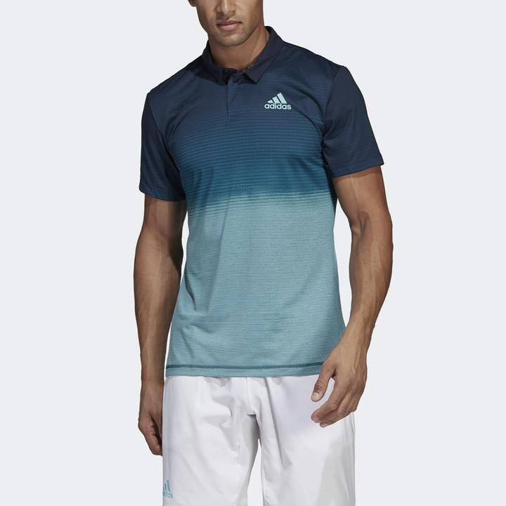 adidas Parley polo men's