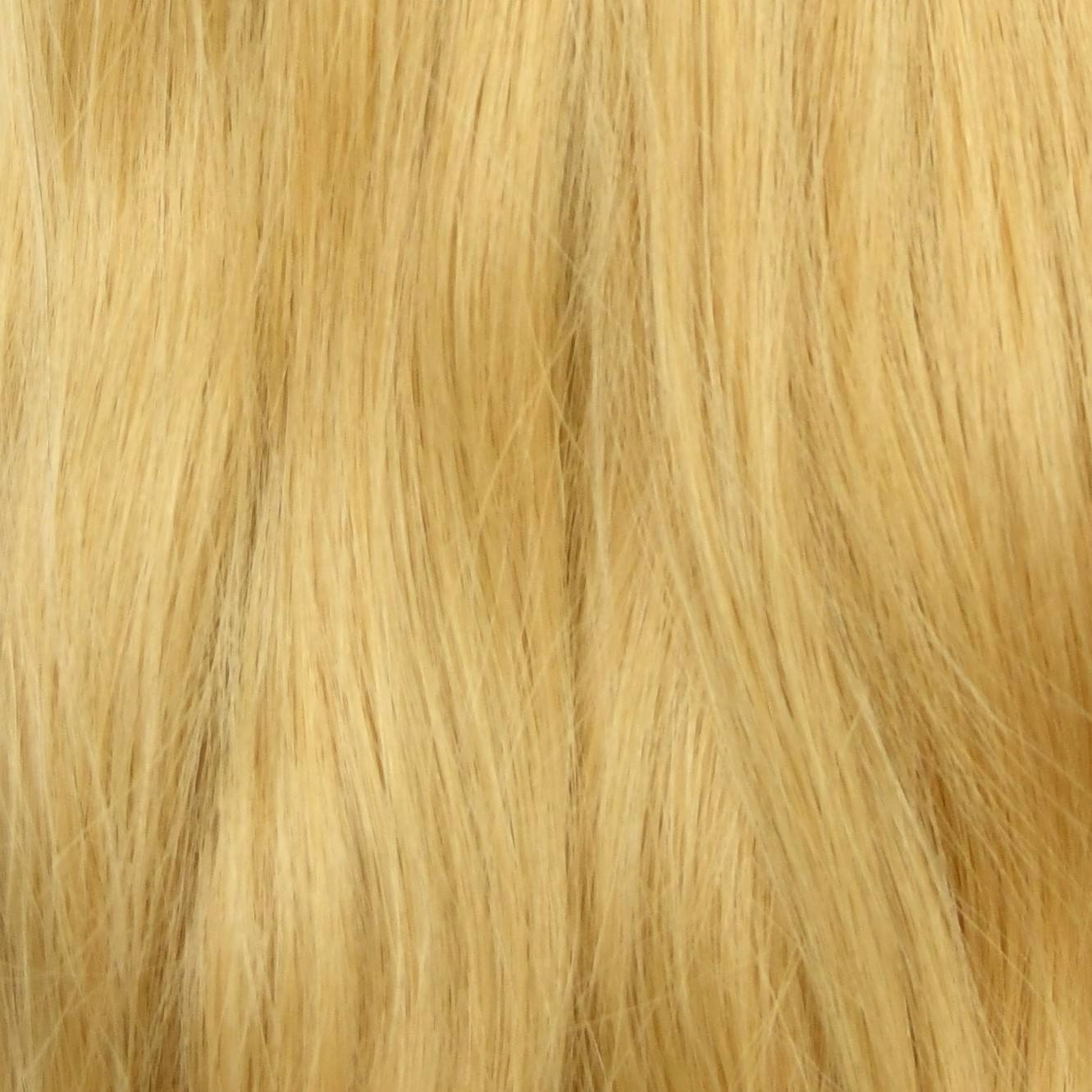 silver color hair extensions sample in hair color chart
