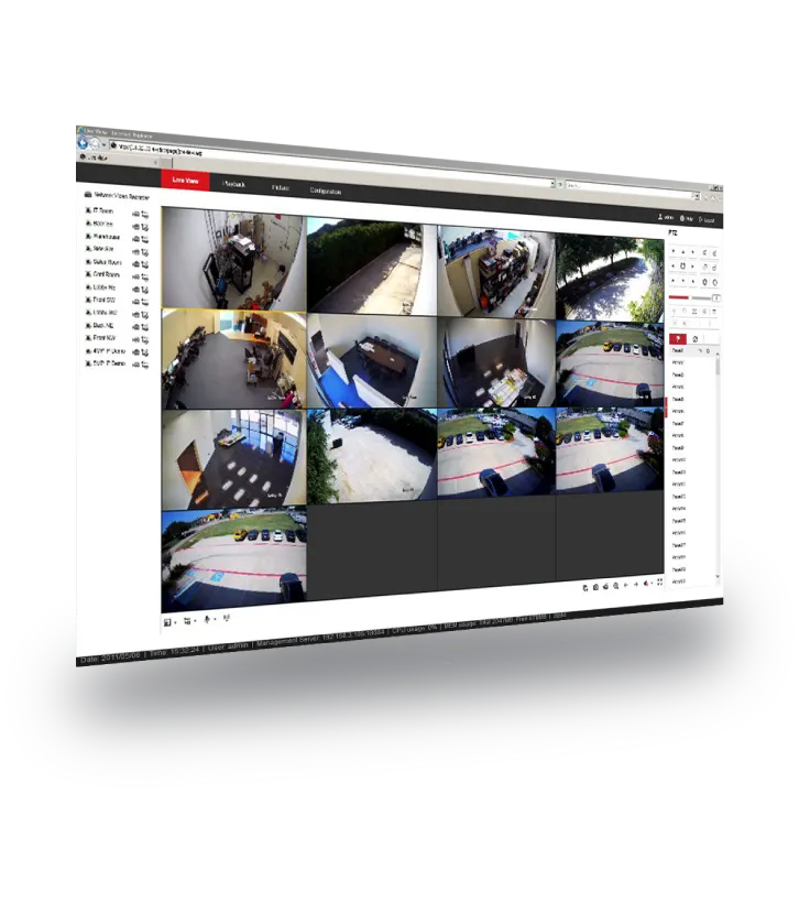 Retail Camera Systems