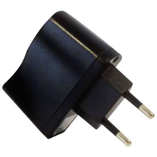 EU-Netzadapter für Vape-Batterien