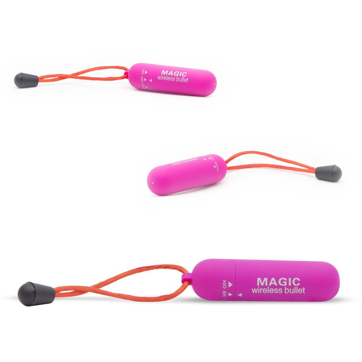 Pink Vibrating Bullet