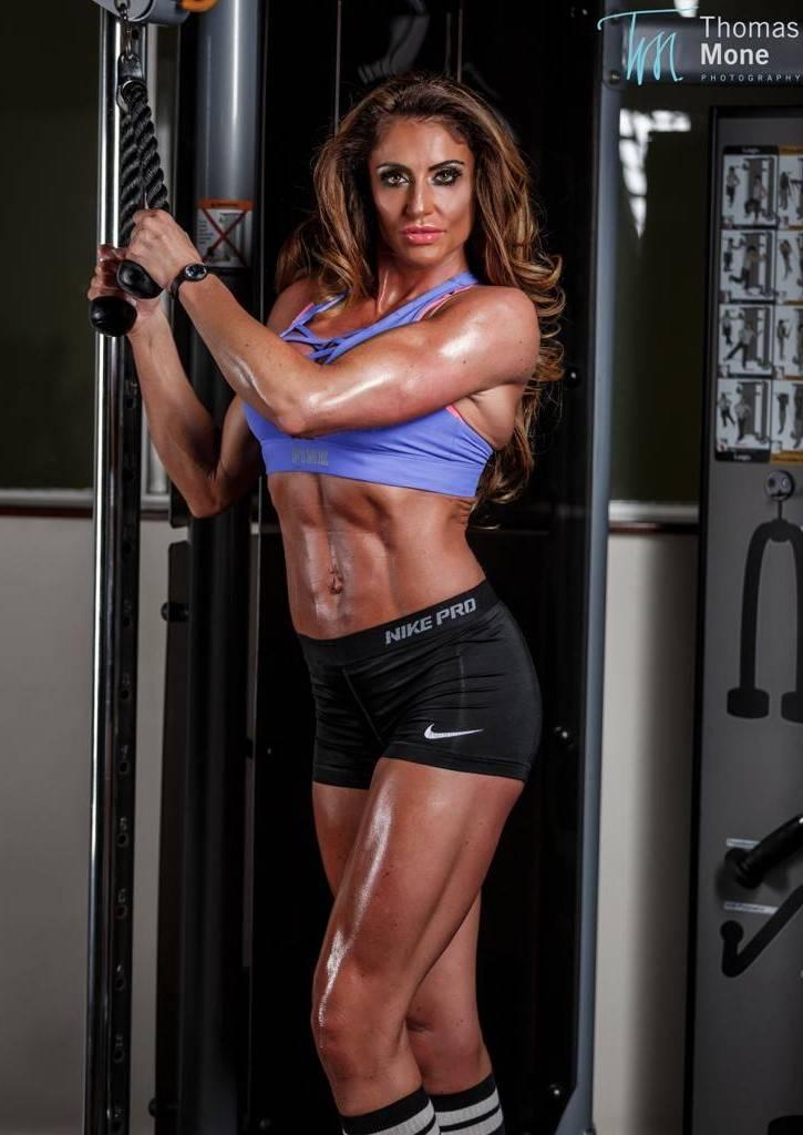 Yvette Geary Fitness Model