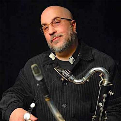 Saxophonist Tim Price