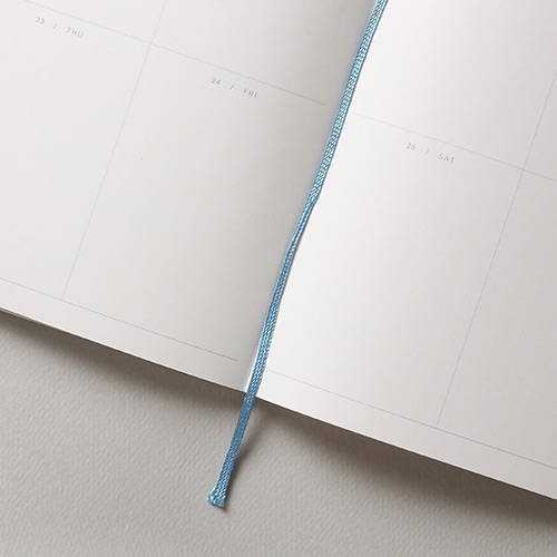 Bookmark - 2020 Wish dated weekly diary planner