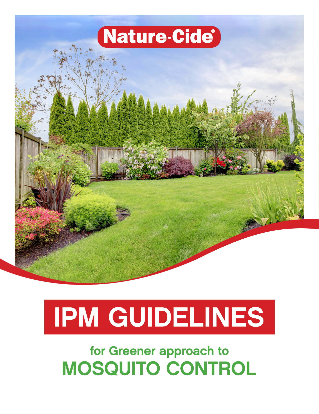 Nature-Cide Mosquito Control IPM Guide