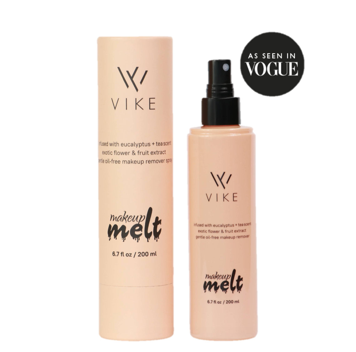 Makeup Melt Vike Beauty