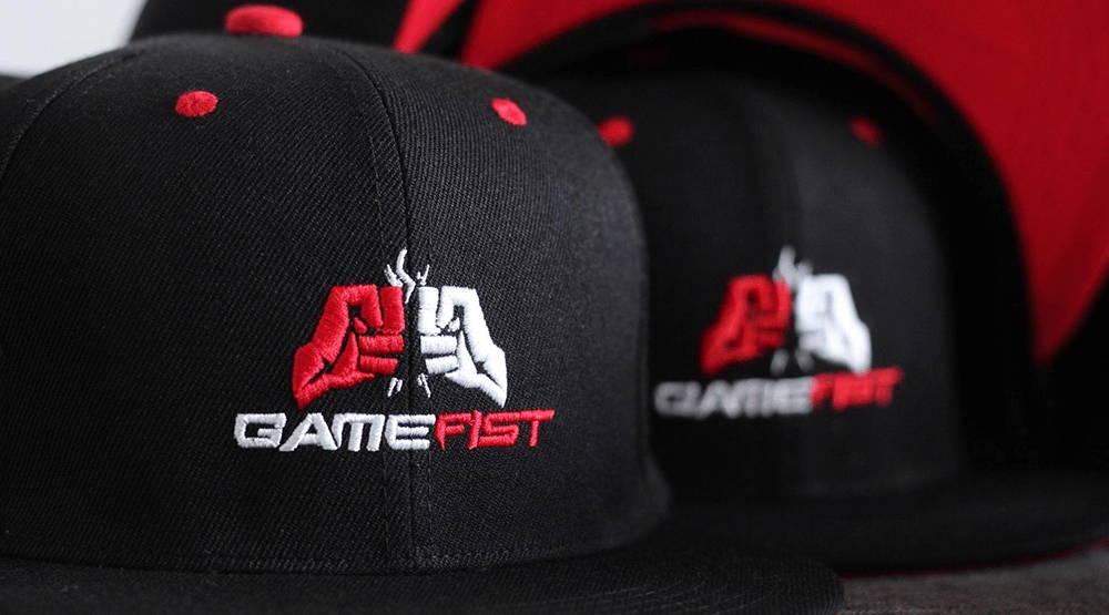 Snapback Custom Gaming Esports