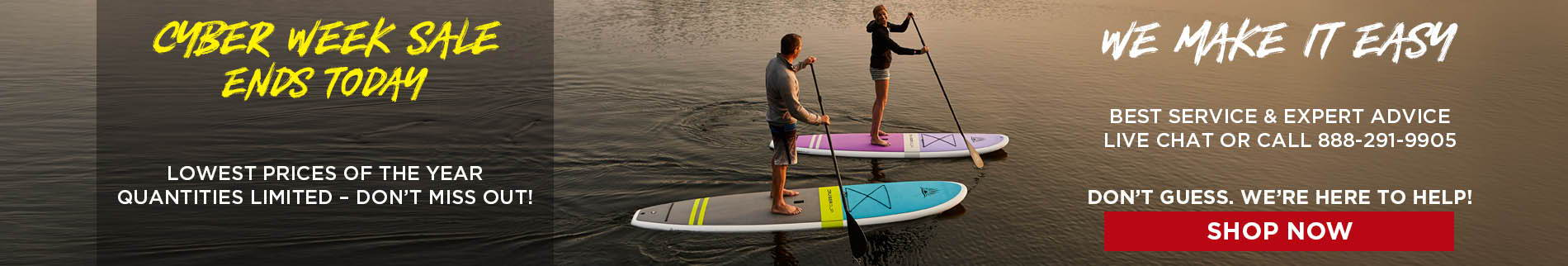 couple paddle boarding on Cruiser SUP Fusion and Bliss