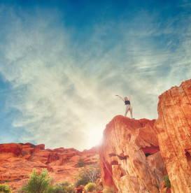 gratitude-woman-grateful-on-mountain-top