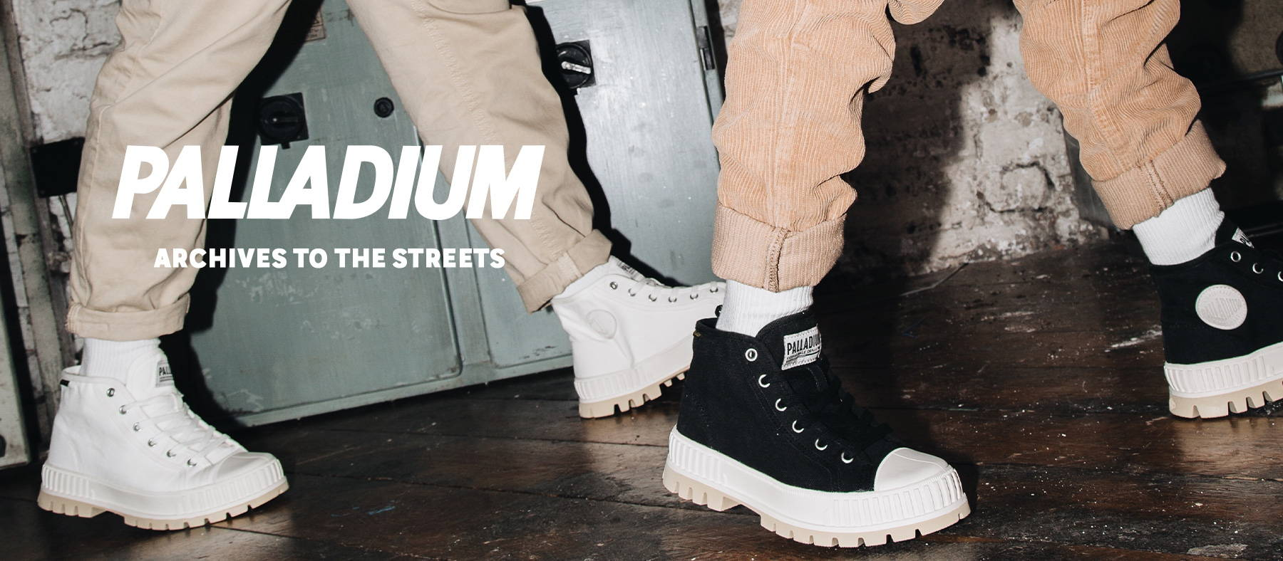 Palladium Archives to the Streets