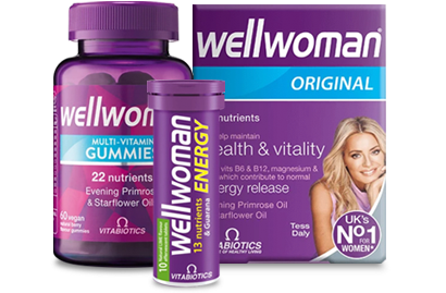 Wellwoman - Women's Supplements Page