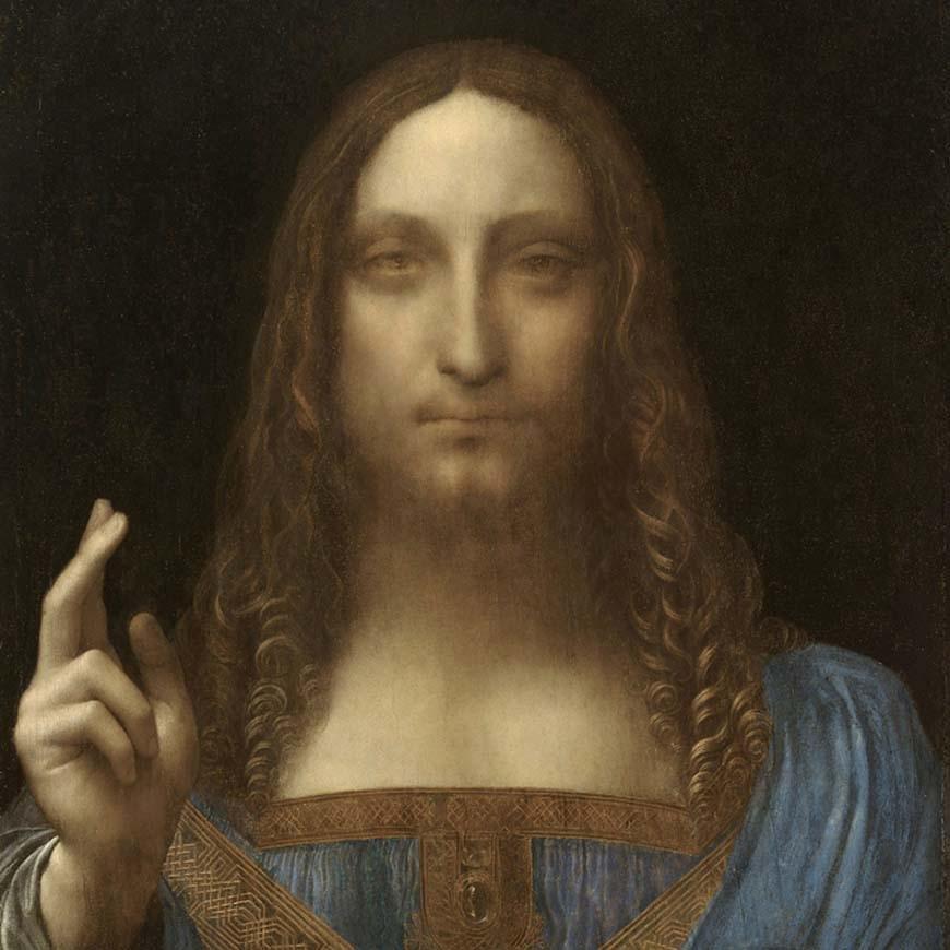 Leonardo Da Vinci Art