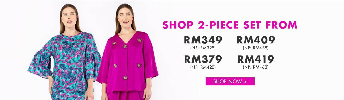 Shop Our 2 Piece
