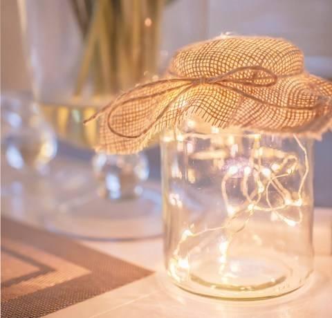 Create Your Own Copper Wire Mason Jar Fairy Light Lights4fun Co Uk