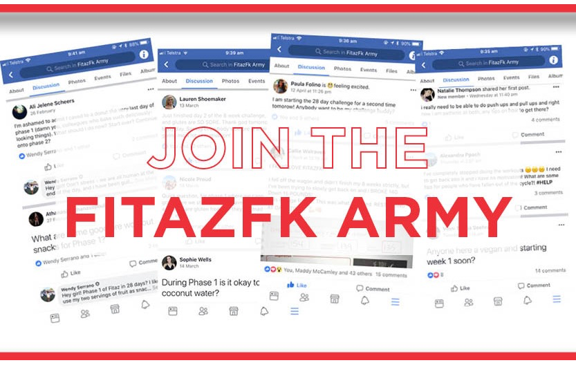 FitazFK Facebook Group