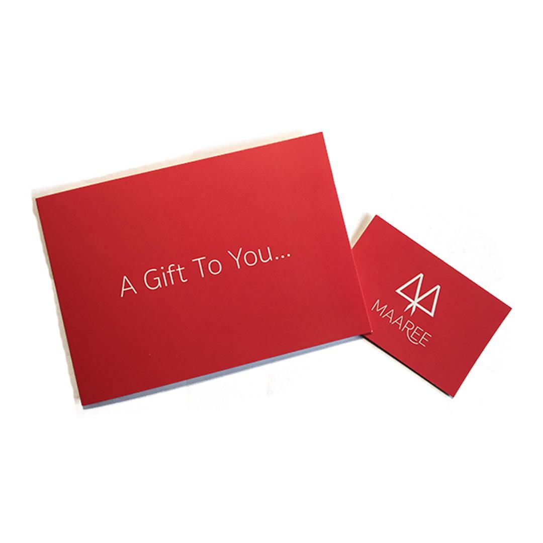 MAAREE Gift Cards